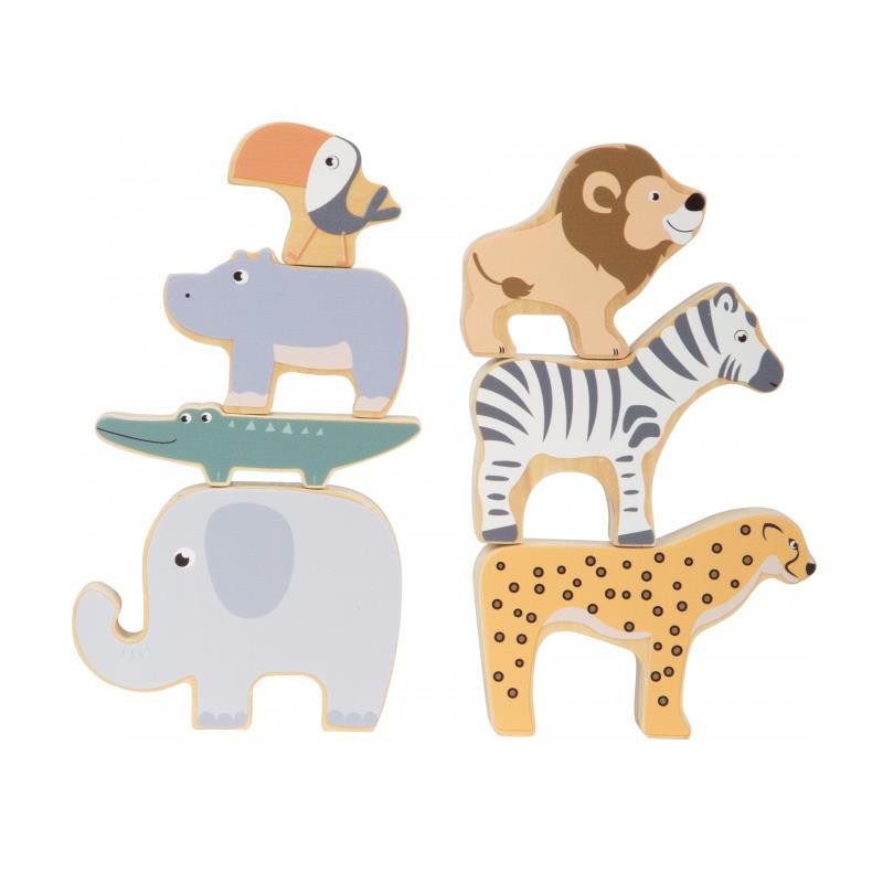 Spielzeug Tiere aus Holz
