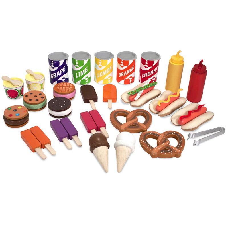 Eis und Hot Dog Stand Zubehör