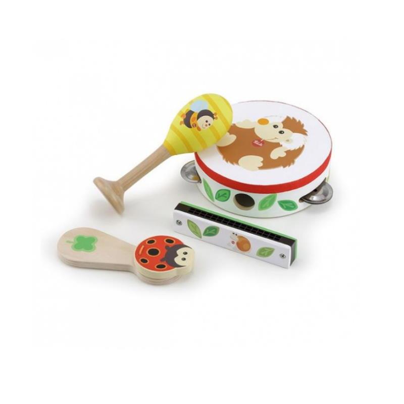 Musik Instrument für Kinder Tiermotive