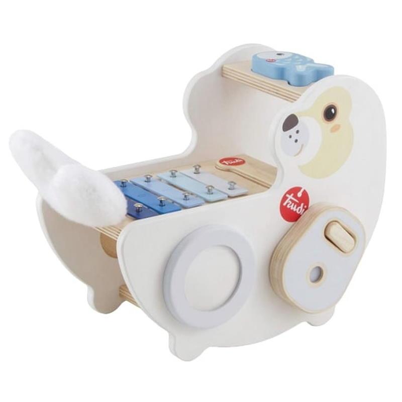 Xylophone für Kinder als weiße Robe