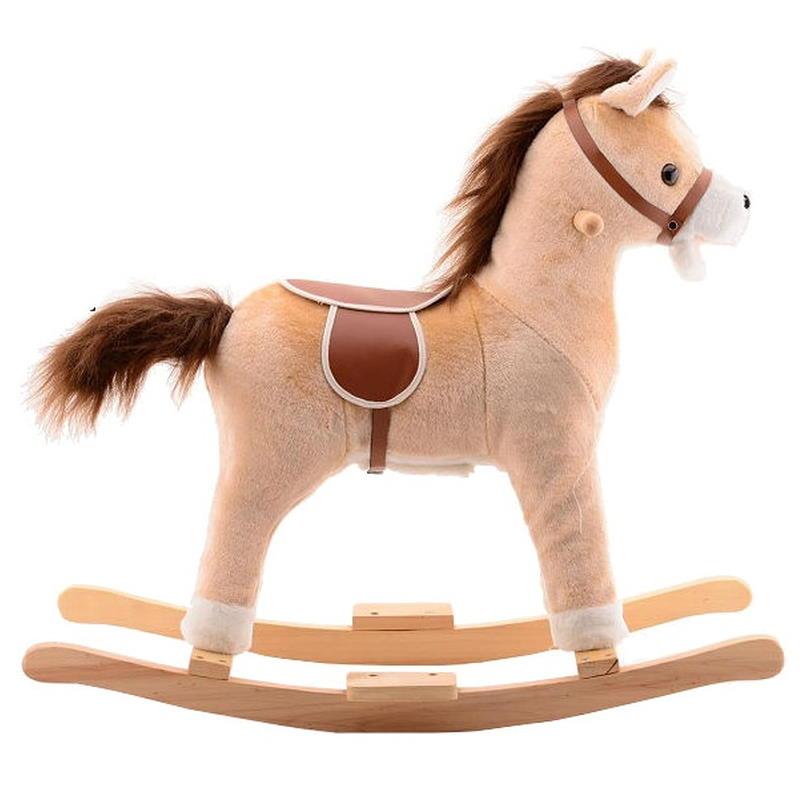 Besches Wipp Pferd mit brauner Menne